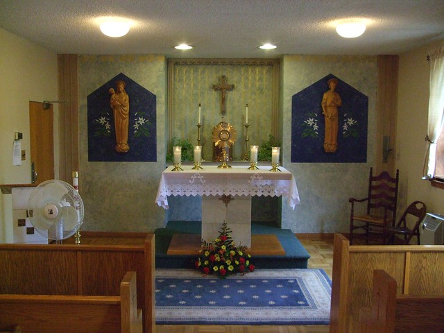 St. John the Evangelist Catholic Church, Adoration Chapel, Wesminster, MD