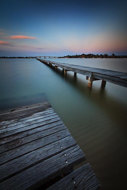Next: Gwawley Bay at Twilight