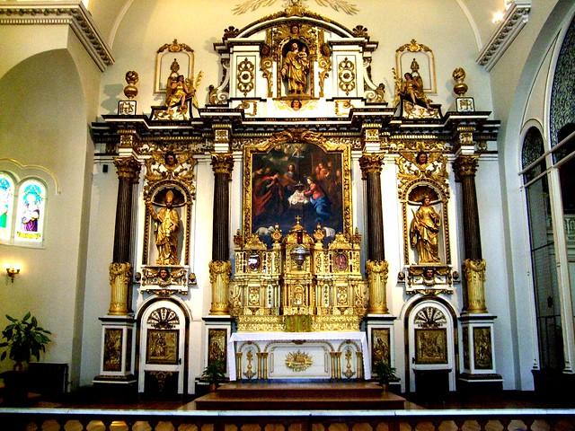 Chapelle des Ursilines de Quebec, Quebec City, Quebec, Canada