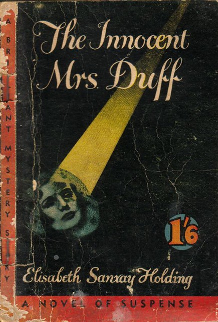 The Innocent Mrs. Duff by Elisabeth Sanxay Holding