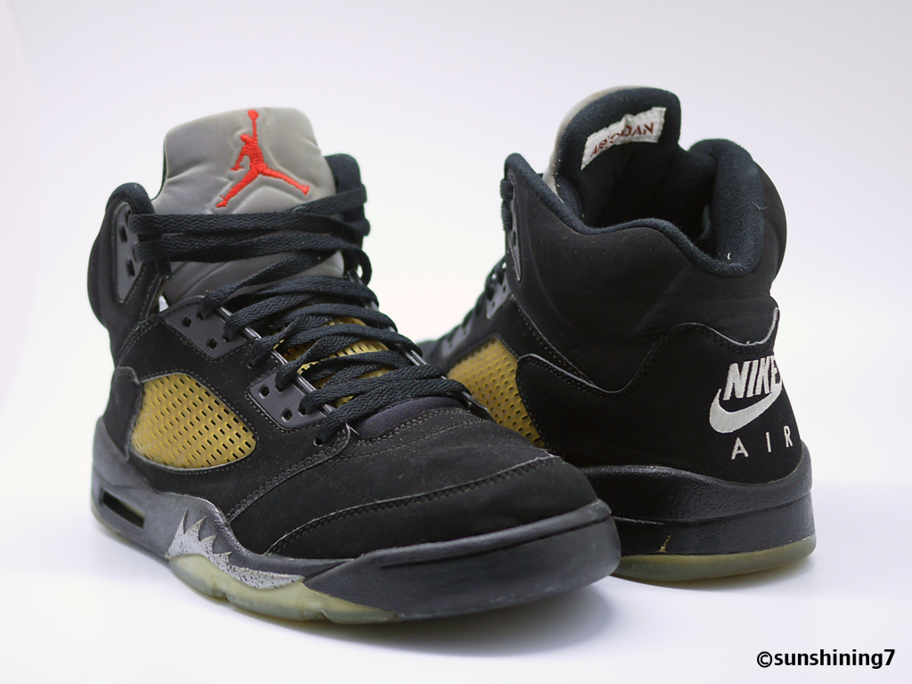 super popular 1822a 347e6 Sunshining7 - Nike Air Jordan V (5) - Retro 1999 - Black M ...