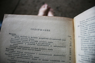 Day 275: Table of Contents and Toes | by quinn.anya