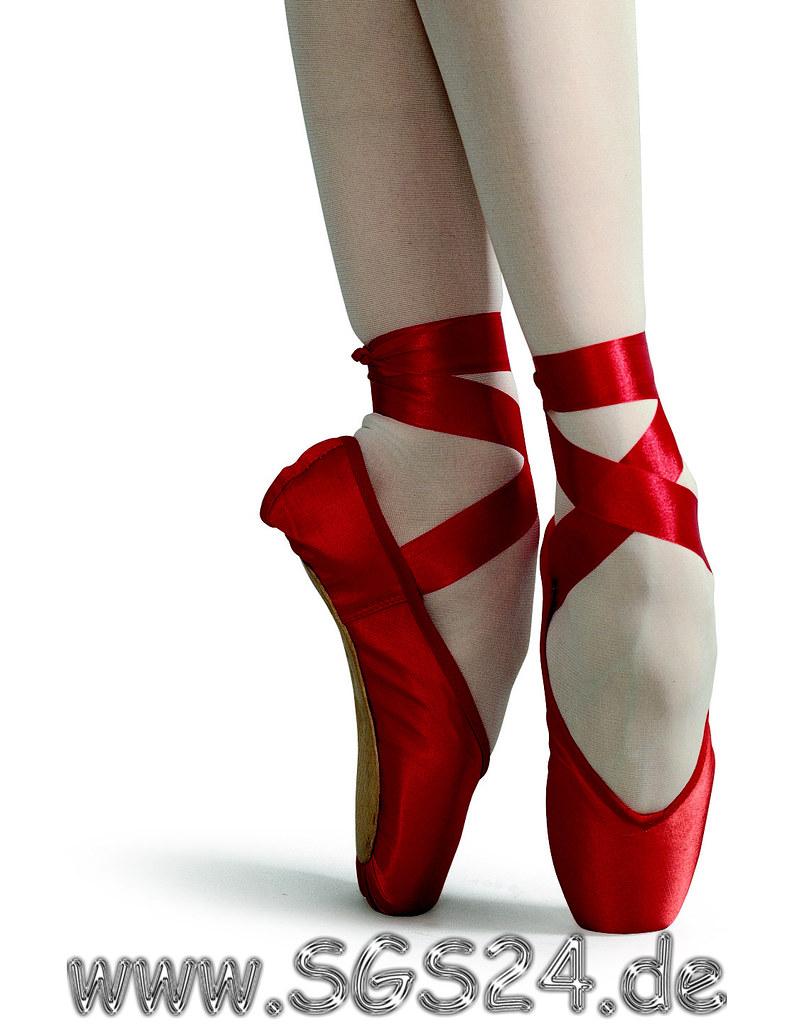 buy popular f94a3 73f00 red pointe Spitzenschuhe rot | sgs24.de | Flickr