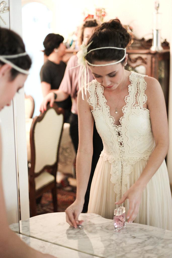 4e573349d ... Vestido MIL FOLHAS sob medida Atelier A MODISTA para Monique Vasques