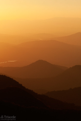 blue sunset mountain mountains ga georgia dusk bald ridge smokey brasstown appalachians hiawassee mywinners colorphotoaward
