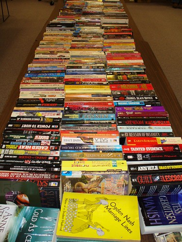 Spring Book Sale 2007   by Asheboro Public Library