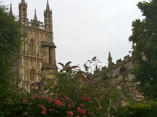 View of Gloucester Cathedral from St Mary's Gate | by Tip Tours