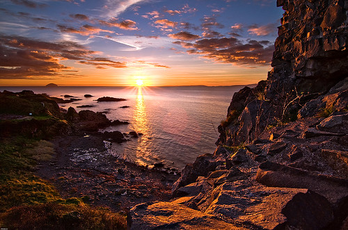 Dunure 17-10-10 | by Peter Ribbeck