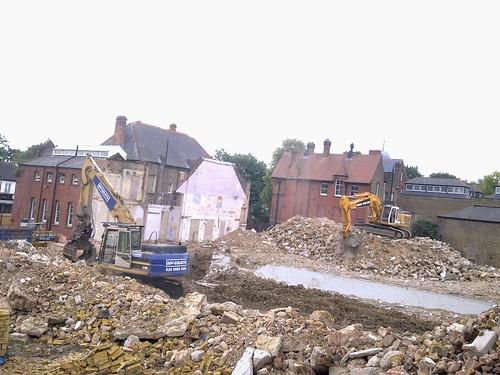 Demolition | by FHSoc