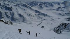 Hory se ukázaly být optimální pomůckou při stoupání.