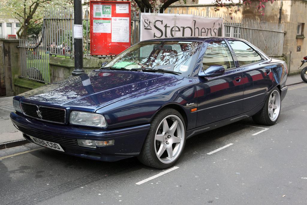 Maserati Quattroporte IV Evoluzione, c2000 | 3.2 Litre V8 ...