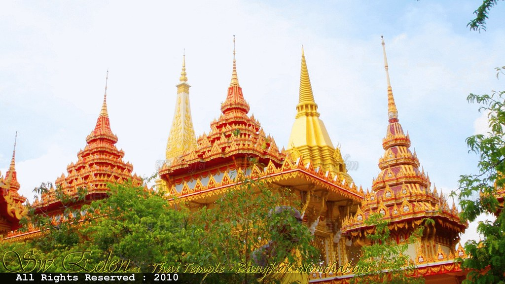 Thailand floating markets and gender discrimination gender norm patriarchy stereotype prejudice equality ศิลปะพุกาม วัดราษฎร์ประคองธรรม นนทบุรี
