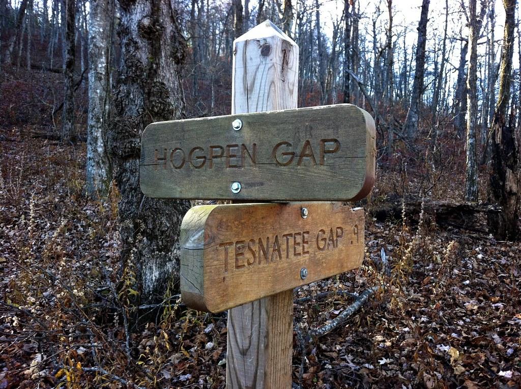 Hogpen Gap