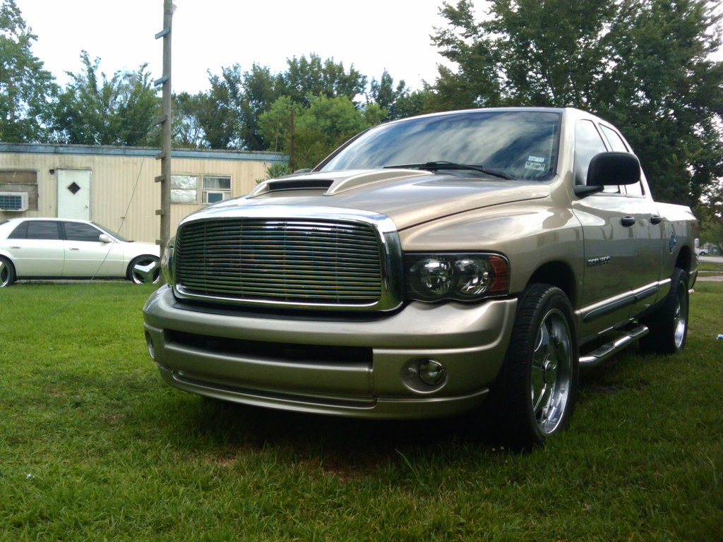 Custom Dodge Ram 1500 >> Custom Dodge Ram 1500 03 Fixed Up 2003 Dodge Ram 1500 4x4