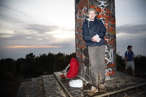 indonesia volcano java mount climbing gunung lawu jawatengah img6458