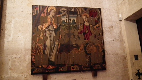 retablo pintura Museo Catedral Palma de Mallorca Islas Baleares 08