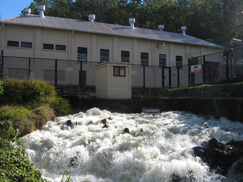 waterpower hydroelectric