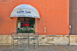 The Corner Cafe | by kurtleblanc