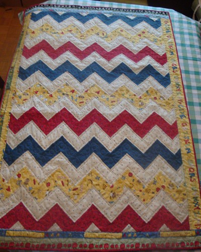 From Apple to Zigzag | by dresdenquilter