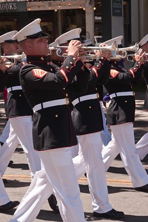 US Marine Band of San Diego: Pleasanton Parade | by Images by John 'K'