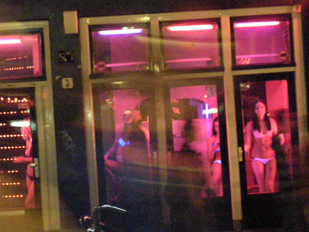 District prostitutes amsterdam light red My Experience