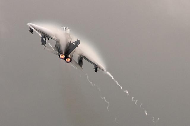 RAF Tornado GR4 ZD741