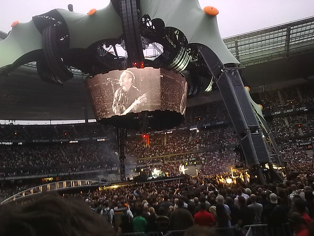 U2 - Stade de France (Paris - France)