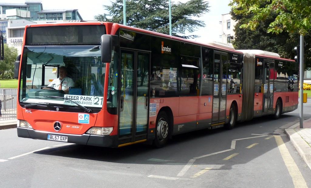 Plymouth Citybus BL57OXP (Loan)