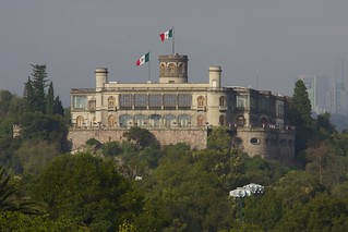 Castillo de Chapultepec | by lion05