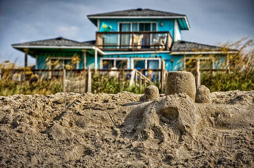 house beach nc sand nikon northcarolina sandcastle outerbanks emeraldisle hdr highdynamicrange d90 hdrphotography beachphotography outerbanksofnorthcarolina nikond90 beachbouse