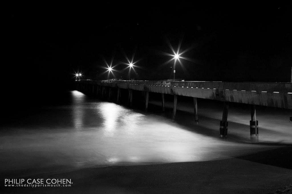 Pacifica Pier by Philip Case Cohen