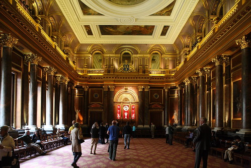 Drapers' Hall | by stevecadman