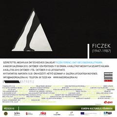 2010. szeptember 28. 9:55 - Ficzek Ferenc kiállítás