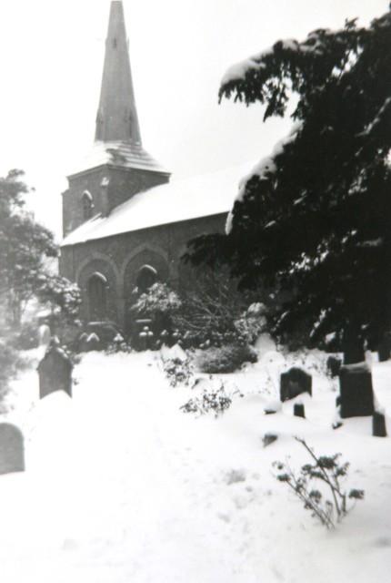 St Mary's, Fishponds, Bristol 1963