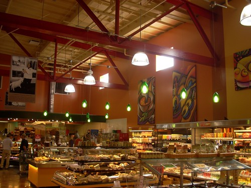 Interior Co-op Décor | Grocery Store Design | Market Interior Signage | North Coast Co-op | by I-5 Design & Manufacture