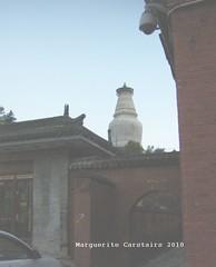 Dawn Wutaishan White Temple
