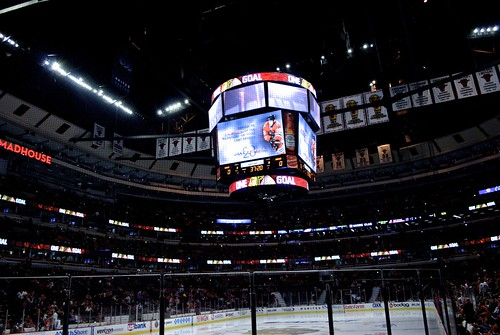 Chicago Blackhawks Vs Detroit Red Wings | by Nicole Yeary