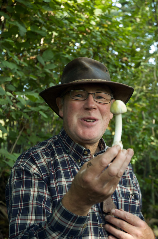 John Wright's Death Cap
