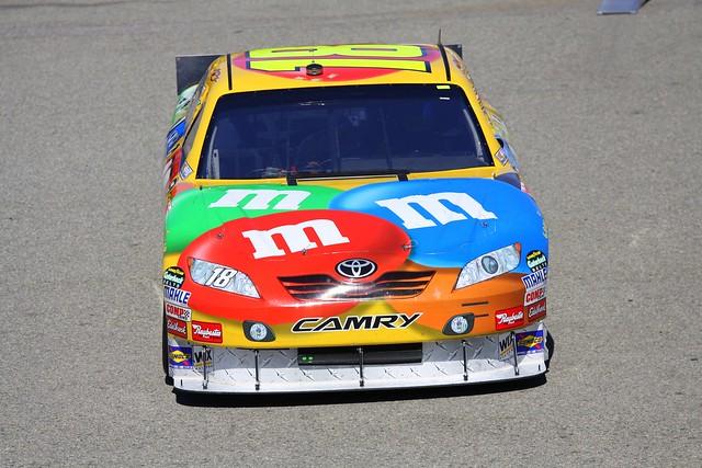 2010 M & M's Toyota Camry