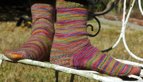 happy socks   by Bridgman Pottery