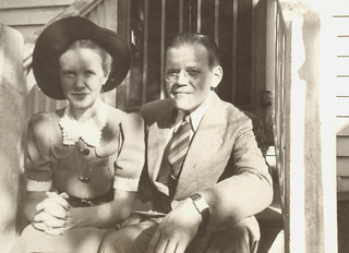 Rockford - My Parents in 1939