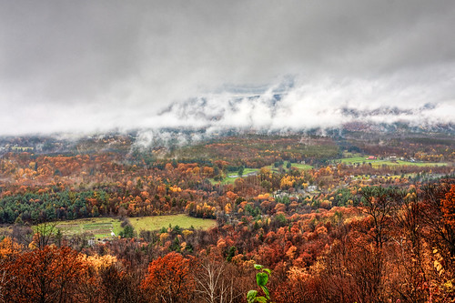 Autumn in Massachusetts   by Kay Gaensler