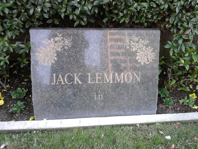 Jack Lemmon in...