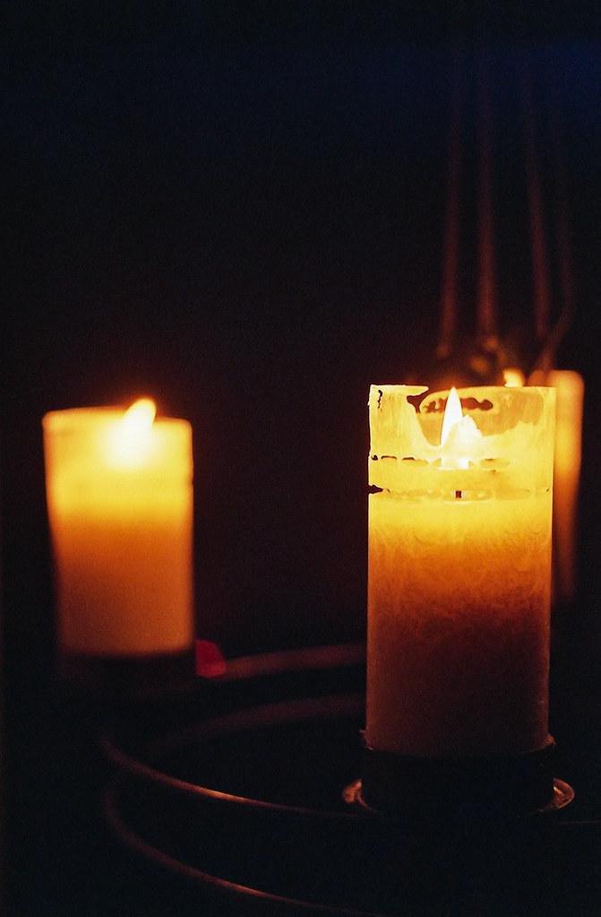 Candles by Jannik Hildebrand