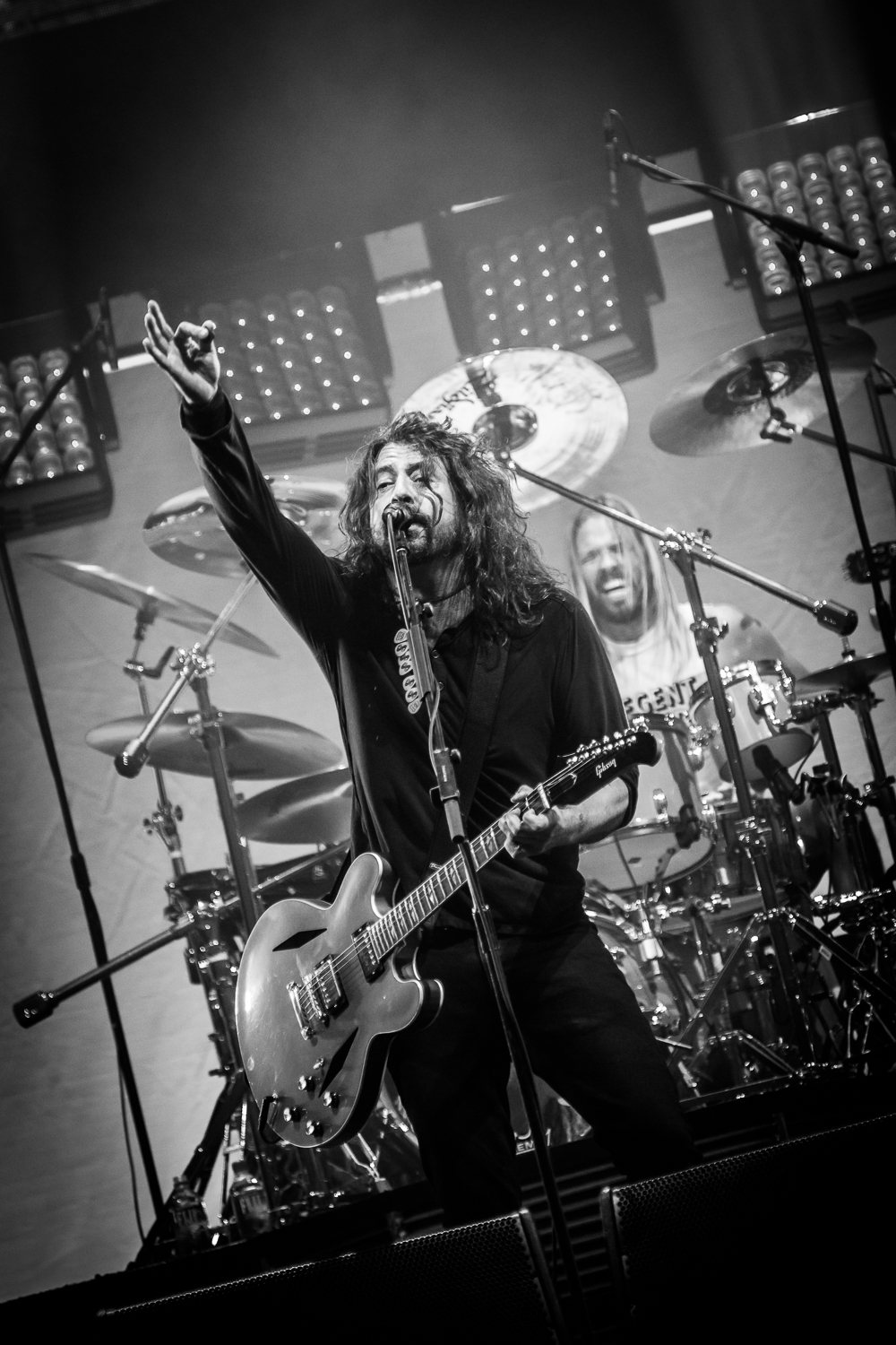 Foo Fighters @ Rock Werchter (© 2017 Timmy Haubrechts)