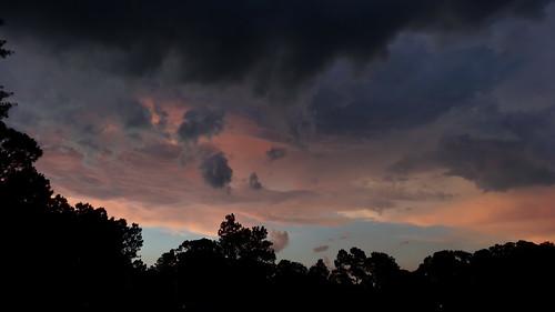 storm thunderstorm sky sunset fairfieldharbour northcarolina sony sonyphotographing sonya58 cloudsstormssunsetssunrises cloudscape clouds