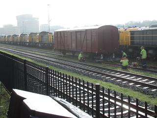 goederen wagon hersporen | by TimF44