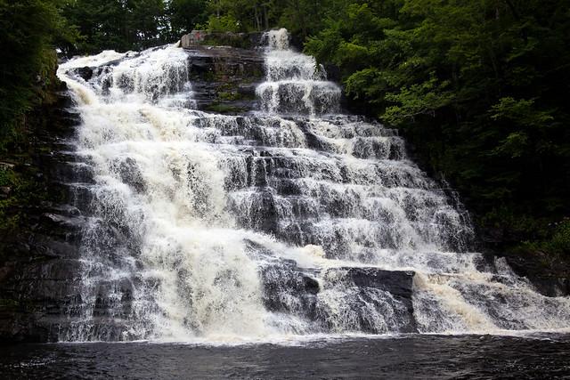 Barberville Falls - Poestenkill, NY - 10, Jul - 12