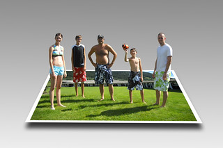 3D Out-of-Bounds Photo