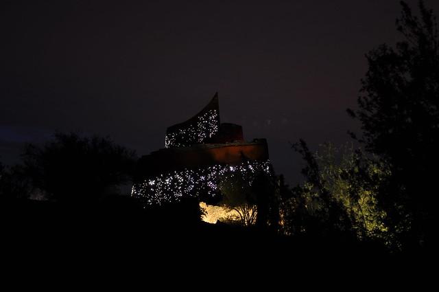 Estrella Star Tower at Night 003
